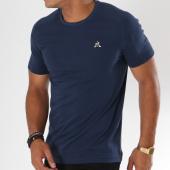 /achat-t-shirts/le-coq-sportif-tee-shirt-tech-ss-n4-1811468-bleu-marine-148006.html