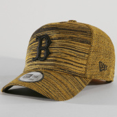 /achat-casquettes-de-baseball/new-era-casquette-engineered-fit-boston-red-sox-80635868-jaune-chine-148084.html