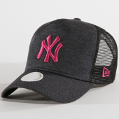 /achat-trucker/new-era-casquette-trucker-femme-new-york-yankees-jersey-essential-80636043-noir-rose-148108.html