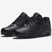 /achat-baskets-basses/nike-basket-air-max-90-leather-302519-001-black-148068.html