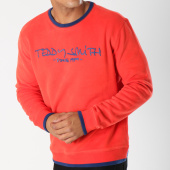 /achat-sweats-col-rond-crewneck/teddy-smith-sweat-crewneck-siclass-rouge-147966.html