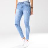 https://www.laboutiqueofficielle.com/achat-jeans/jean-slim-dechire-femme-k091-bleu-wash-148159.html