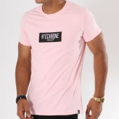 /achat-t-shirts/hechbone-tee-shirt-patch-rose-148167.html