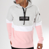 /achat-sweats-capuche/hechbone-sweat-capuche-dyl-gris-chine-blanc-rose-148168.html