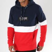 /achat-sweats-capuche/hechbone-sweat-capuche-dyl-bleu-marine-blanc-rouge-148169.html