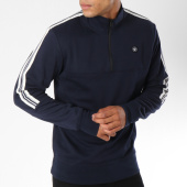 /achat-sweats-col-zippe/jack-and-jones-sweat-col-zippe-avec-bandes-fern-bleu-marine-148213.html