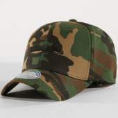 /achat-casquettes-de-baseball/mitchell-and-ness-casquette-logo-low-pro-110-camouflage-vert-kaki-148207.html