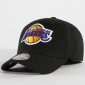 /achat-casquettes-de-baseball/mitchell-and-ness-casquette-team-logo-low-pro-los-angeles-lakers-noir-148225.html