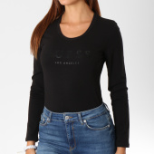 /achat-t-shirts-manches-longues/guess-tee-shirt-manches-longues-femme-w84i99k7wc0-noir-148261.html