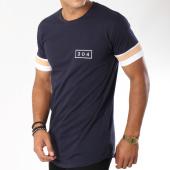 /achat-t-shirts-longs-oversize/304-clothing-tee-shirt-oversize-brooks-bleu-marine-148459.html
