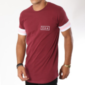/achat-t-shirts-longs-oversize/304-clothing-tee-shirt-oversize-brooks-bordeaux-148460.html