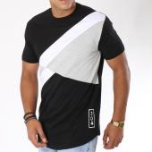 /achat-t-shirts-longs-oversize/304-clothing-tee-shirt-oversize-ultra-noir-gris-chine-blanc-148462.html