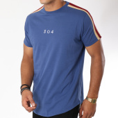 /achat-t-shirts-longs-oversize/304-clothing-tee-shirt-oversize-bandes-brodees-blue-moon-bleu-clair-148467.html