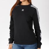/achat-sweats-col-rond-crewneck/adidas-sweat-crewneck-femme-trefoil-dh3127-noir-148449.html