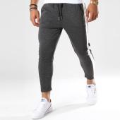 /achat-pantalons-carreaux/frilivin-pantalon-a-carreaux-avec-bandes-1393-gris-anthracite-148359.html