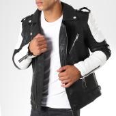 /achat-vestes-biker/frilivin-veste-biker-qq512-noir-blanc-148381.html