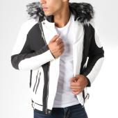 /achat-blousons/frilivin-blouson-fourrure-qq508-noir-blanc-148386.html