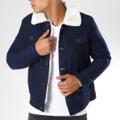 /achat-vestes/frilivin-veste-col-mouton-qq511-bleu-marine-148392.html