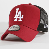 /achat-trucker/new-era-casquette-trucker-league-essential-los-angeles-dodgers-80635927-bordeaux-noir-148351.html