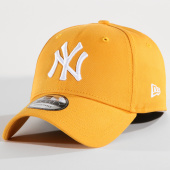 /achat-casquettes-de-baseball/new-era-casquette-league-essential-940-mlb-new-york-yankees-jaune-148396.html