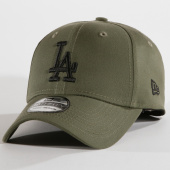 /achat-fitted/new-era-casquette-fitted-league-essential-mlb-los-angeles-dodgers-80635930-vert-kaki-148450.html