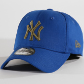 /achat-fitted/new-era-casquette-fitted-league-essential-3930-mlb-new-york-yankees-bleu-roi-148451.html
