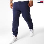 /achat-pantalons-joggings/tommy-hilfiger-jeans-pantalon-jogging-rib-logo-5115-bleu-marine-148445.html