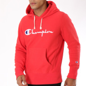 /achat-sweats-capuche/champion-sweat-capuche-212574-rouge-148602.html