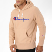 /achat-sweats-capuche/champion-sweat-capuche-212574-beige-148613.html