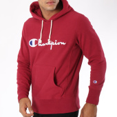 /achat-sweats-capuche/champion-sweat-capuche-212574-bordeaux-148615.html