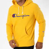 /achat-sweats-capuche/champion-sweat-capuche-212574-jaune-148618.html