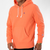 /achat-sweats-capuche/champion-sweat-capuche-212575-corail-148621.html