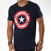 /achat-t-shirts/marvel-tee-shirt-captain-america-shield-bleu-marine-148597.html