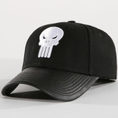 /achat-casquettes-de-baseball/punisher-casquette-the-punisher-noir-148637.html