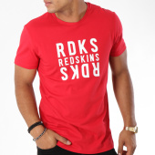 /achat-t-shirts/redskins-tee-shirt-invers-basic-rouge-blanc-148669.html