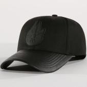 /achat-casquettes-de-baseball/star-wars-casquette-millenium-falcon-noir-148643.html