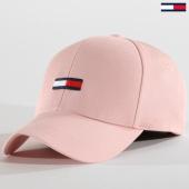 https://www.laboutiqueofficielle.com/achat-casquettes-de-baseball/casquette-femme-flag-6360-rose-148568.html