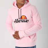 /achat-sweats-capuche/ellesse-sweat-capuche-uni-rose-148729.html