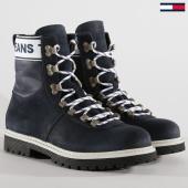 /achat-bottes-boots/tommy-hilfiger-jeans-boots-canvas-em0em00184-ink-148785.html