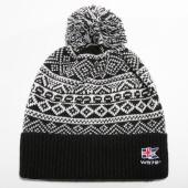 /achat-bonnets/mz72-bonnet-wild-noir-blanc-chine-148820.html