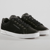 /achat-baskets-basses/pepe-jeans-baskets-north-mix-pms30384-noir-148884.html