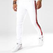/achat-jeans/sixth-june-jean-skinny-bandes-brodees-m3363hde-blanc-vert-rouge-148804.html