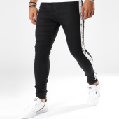 /achat-jeans/sixth-june-jean-skinny-bandes-brodees-m3543hde-noir-blanc-148823.html