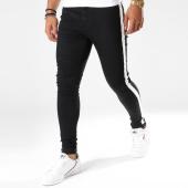 /achat-jeans/sixth-june-jean-skinny-bandes-brodees-m3543hde-noir-blanc-148845.html