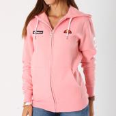 https://www.laboutiqueofficielle.com/achat-sweats-zippes-capuche/sweat-zippe-capuche-femme-serinatas-rose-148991.html