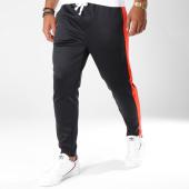 /achat-pantalons-joggings/jack-and-jones-pantalon-jogging-bandes-brodees-vega-retro-noir-rouge-148923.html
