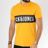 /achat-polos-manches-courtes/jack-and-jones-polo-manches-courtes-charlie-jaune-orange-149002.html