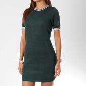 /achat-robes/only-robe-manches-courtes-femme-galaxy-noir-vert-148906.html