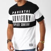 /achat-t-shirts/parental-advisory-tee-shirt-block-bicolore-blanc-noir-148953.html