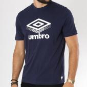 /achat-t-shirts/umbro-tee-shirt-net-646160-60-bleu-marine-blanc-149017.html